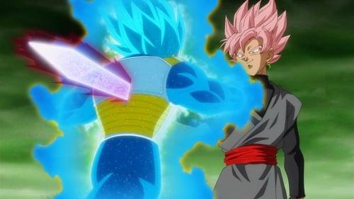 A Revanche Contra o Goku Black! Surge o Super Saiyajin Rosé!