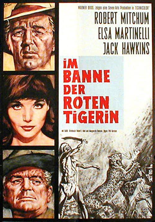 Film Im Banne der roten Tigerin Auf Deutsch