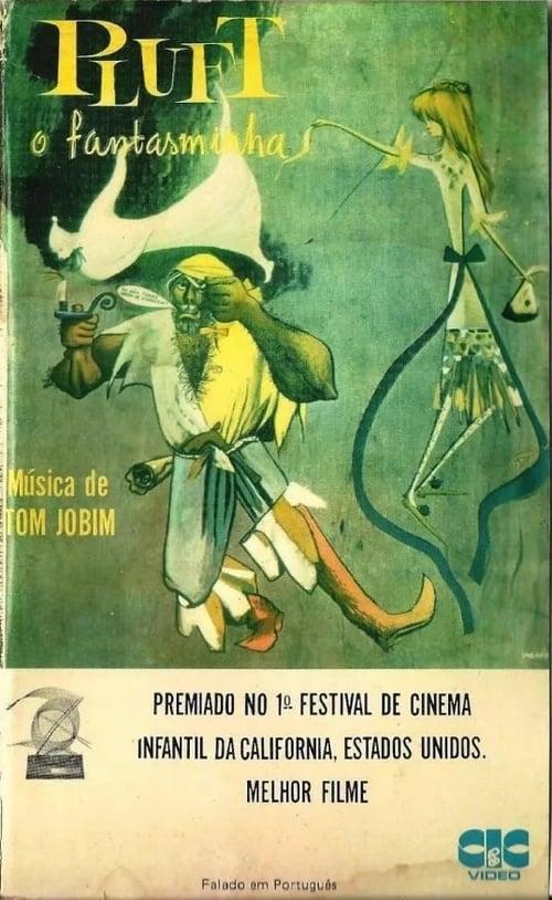 Resultado de imagem para pluft o fantasminha filme 1962