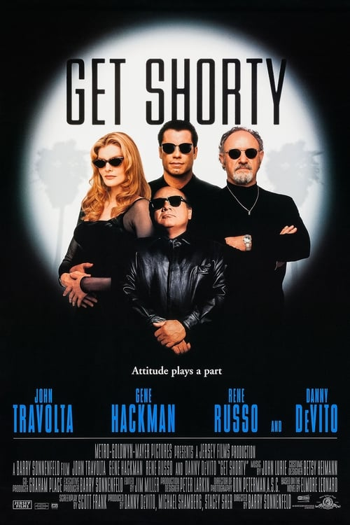 Download Get Shorty (1995) Movie Free Online