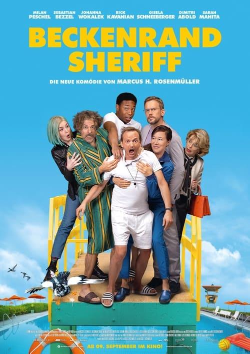Beckenrand Sheriff - Komödie / 2021 / ab 6 Jahre