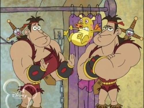 Dave the Barbarian: Season 1 – Episode Terror of Mecha-Dave