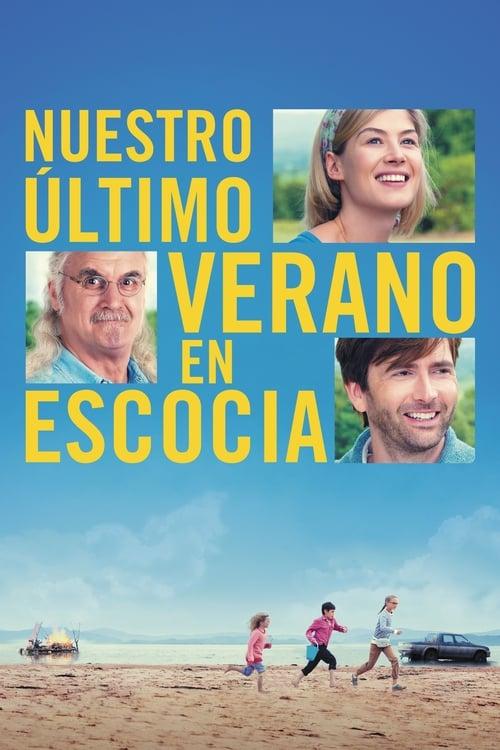 Película Nuestro último verano en Escocia En Español