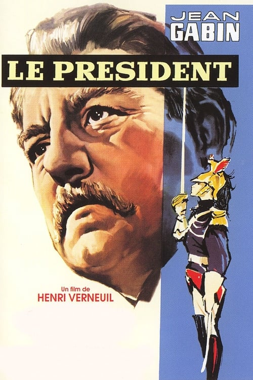 Largescale poster for Le Président