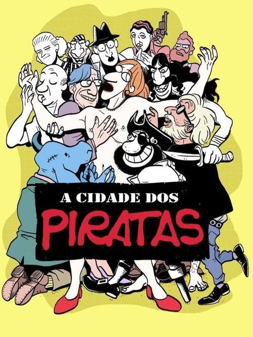 Imagen A Cidade dos Piratas
