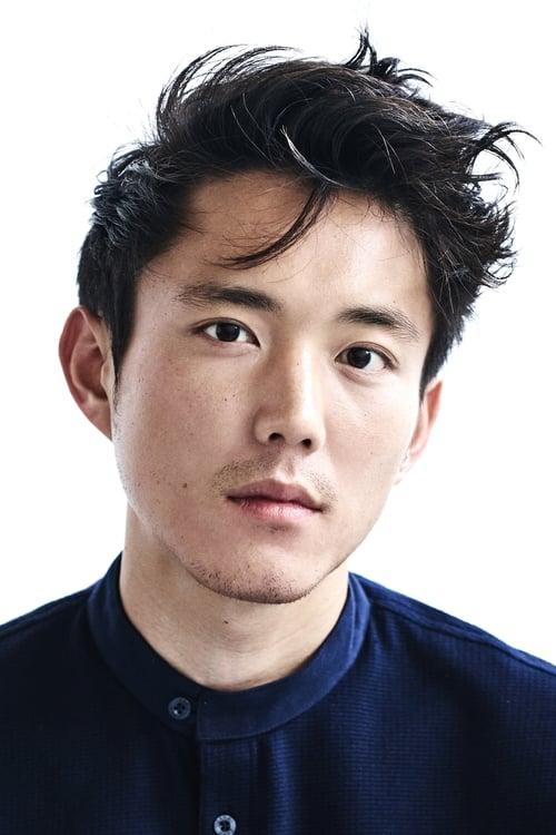 Kép: Justin H. Min színész profilképe