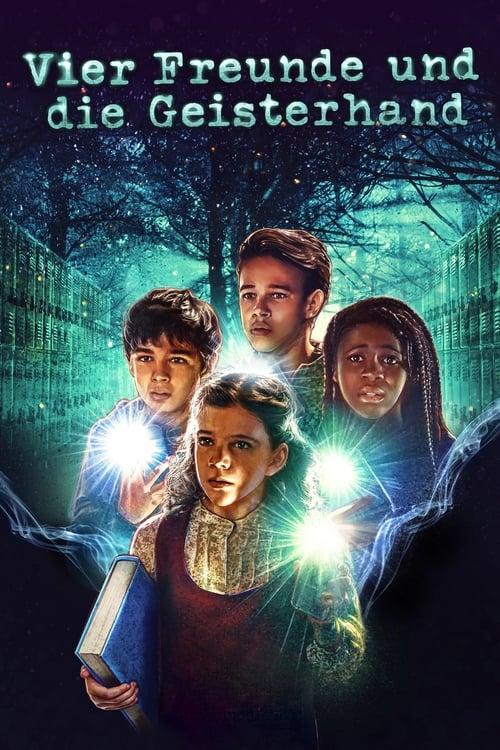 Poster von Vier Freunde und die Geisterhand