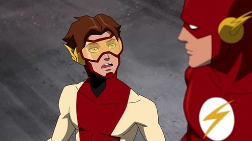 Young Justice: Invasion – Episode Bloodlines