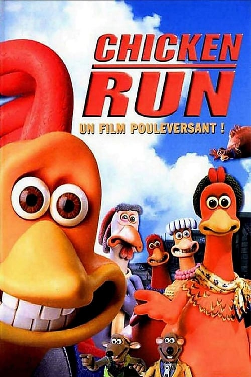Chicken run Film Streaming VOSTFR