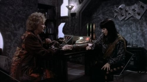Babylon 5 1994 Youtube: Signs and Portents – Episode The Quality of Mercy
