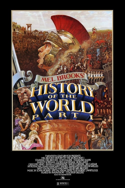 Download History of the World: Part I (1981) Movie Free Online