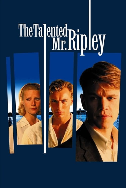 The Talented Mr. Ripley - Poster