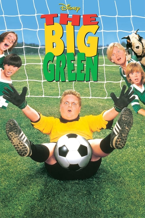 Largescale poster for The Big Green