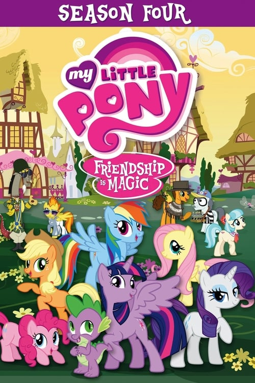 My Little Pony: Friendship Is Magic - Season 4