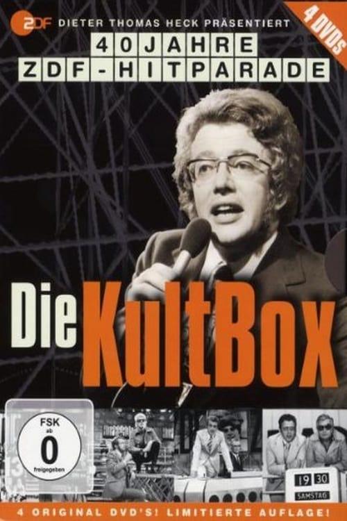 40 Jahre ZDF Hitparade - Die Kultbox poster
