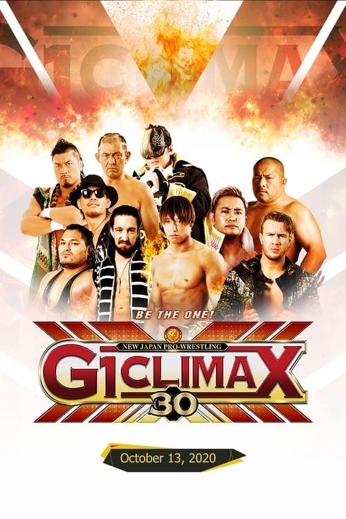 Watch NJPW G1 Climax 30: Day 15 Movie
