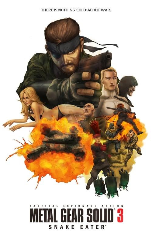 Metal Gear Solid 3: Snake Eater MEGA