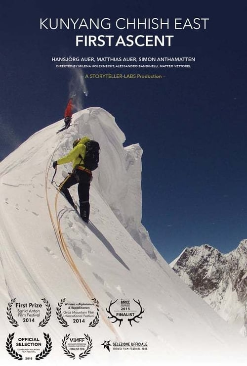 First Ascent - Kunyang Chhish East (2014)