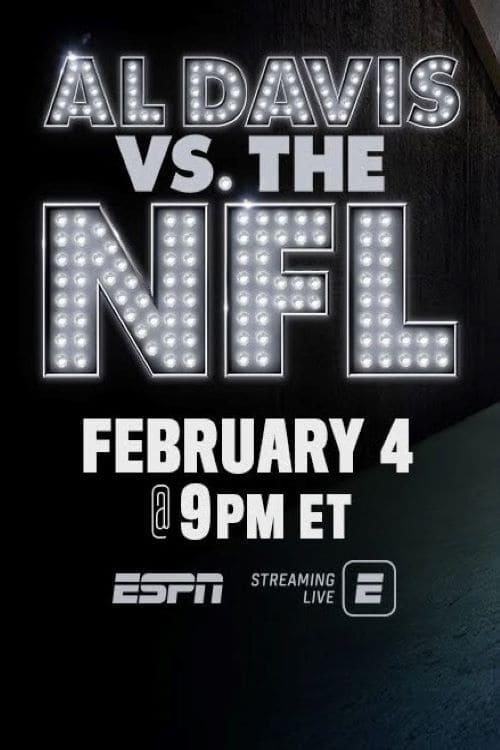 Al Davis vs. The NFL Movie Watch Online