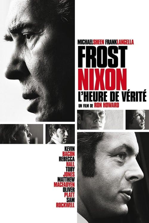 [FR] Frost / Nixon, l'heure de vérité (2008) Streaming HD FR