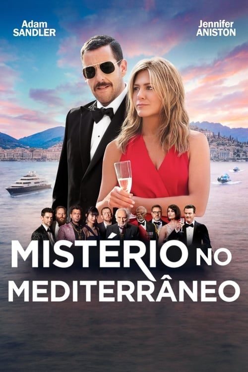 Assistir Mistério no Mediterrâneo - HD 720p Dublado Online Grátis HD