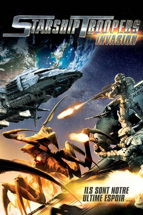 [VF] Starship Troopers : Invasion (2012) streaming Disney+ HD