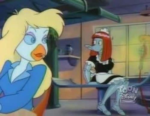 Ducktales 1989 720p Webdl: Season 3 – Episode Metal Attraction