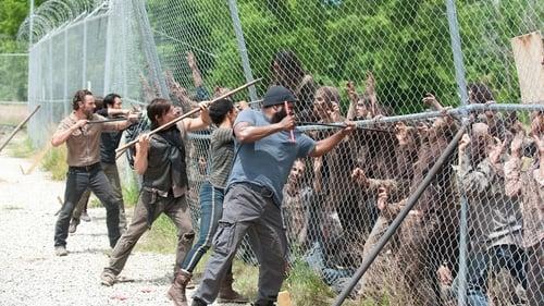 The Walking Dead - Season 4 - Episode 2: infected