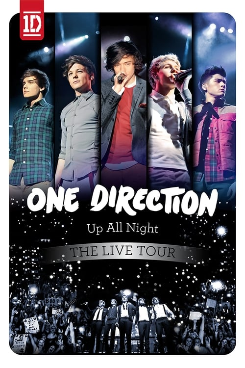 Assistir Filme One Direction: Up All Night - The Live Tour Em Português Online