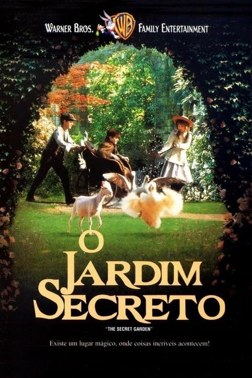 Assistir O Jardim Secreto - HD 720p Dublado Online Grátis HD