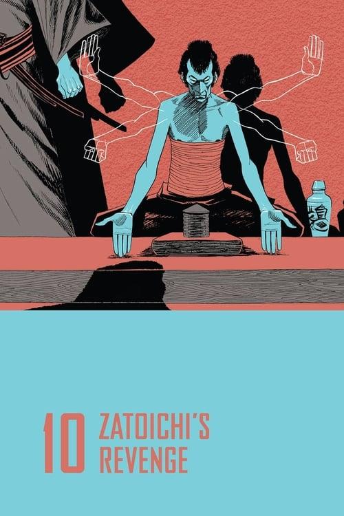 Zatoichi's Revenge (1965) Poster