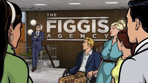 archer - Season 7 - Episode 1: The Figgis Agency
