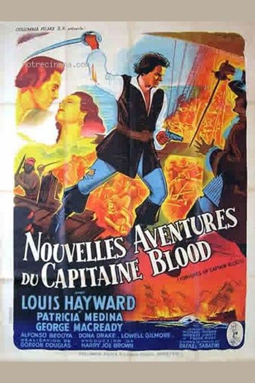 Film Les Nouvelles Aventures du capitaine Blood De Bonne Qualité