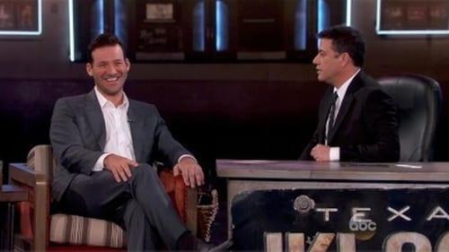 Jimmy Kimmel Live 2015 Hd Tv: Season 13 – Episode Tony Romo, James Bay