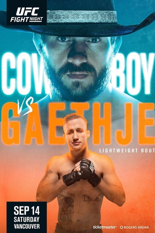 UFC Fight Night 158: Cerrone vs. Gaethje Full Movie Online