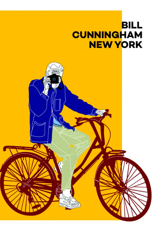Largescale poster for Bill Cunningham New York