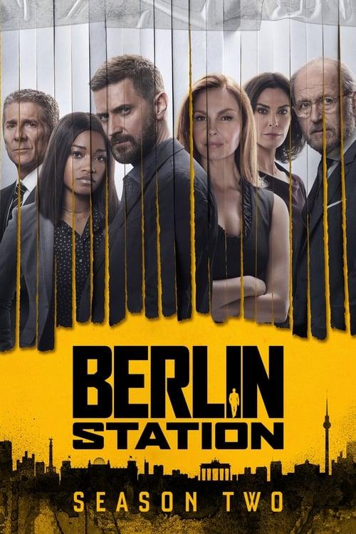 Berlin Station poster