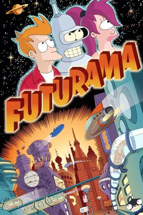 Futurama poster