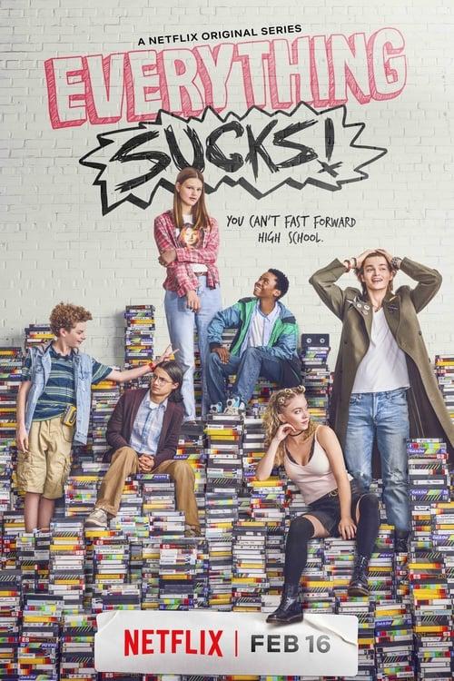 Poster von Everything Sucks!