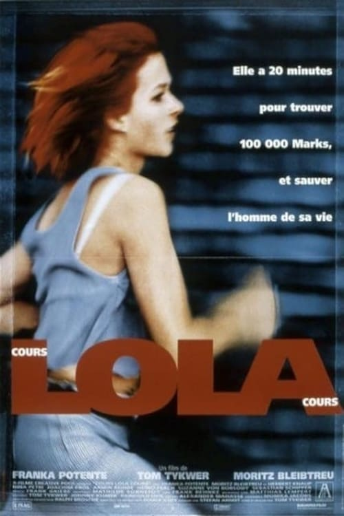 Regarder Cours, Lola, cours (1998) Streaming HD FR
