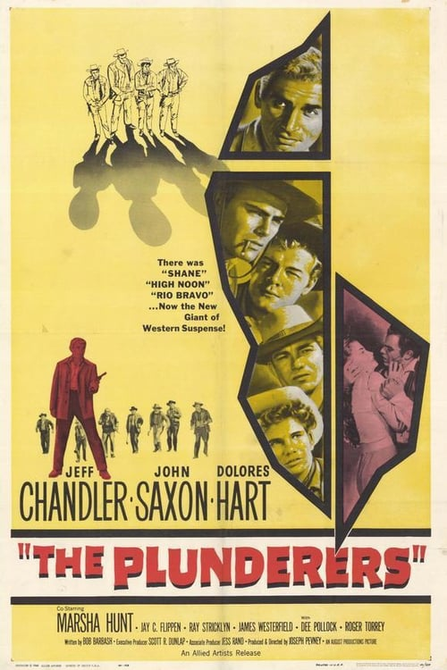 Streaming The Plunderers (1960) Movie Free Online