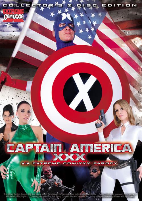 Captain America XXX: An Axel Braun Parody MEGA