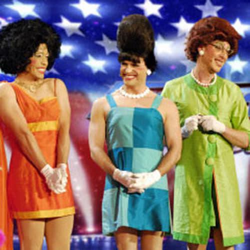 America's Got Talent: Season 3 – Episode Auditions 2, Los Angeles & New York