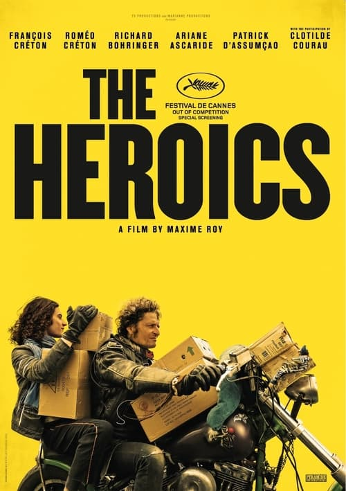 The Heroics (2021) Poster