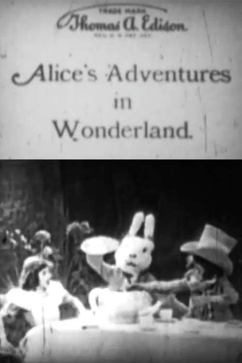 Mira La Película Alice's Adventures in Wonderland Con Subtítulos En Línea