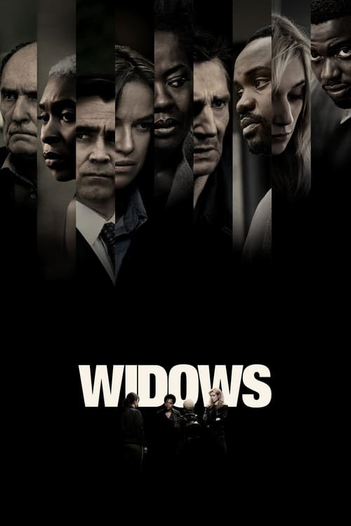 Largescale poster for Widows