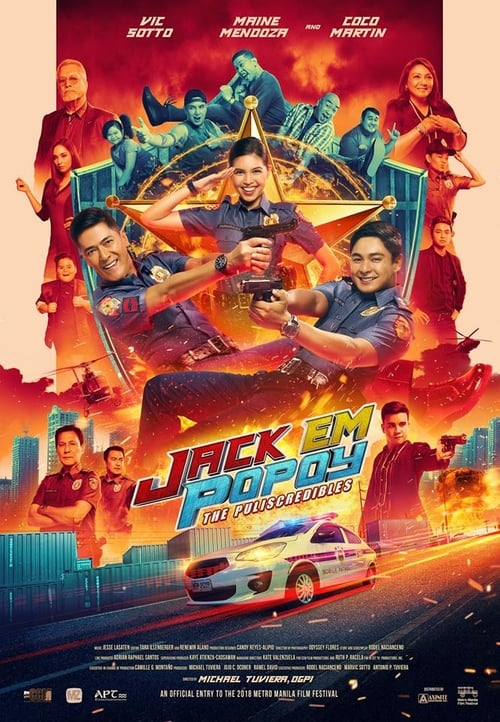 Watch Jack Em Popoy: The Puliscredibles Online | Fidelity Labs