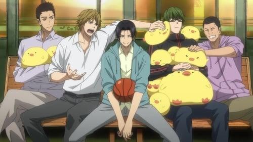 Kuroko no Basket Movie 3: Winter Cup – Tobira no Mukou Online