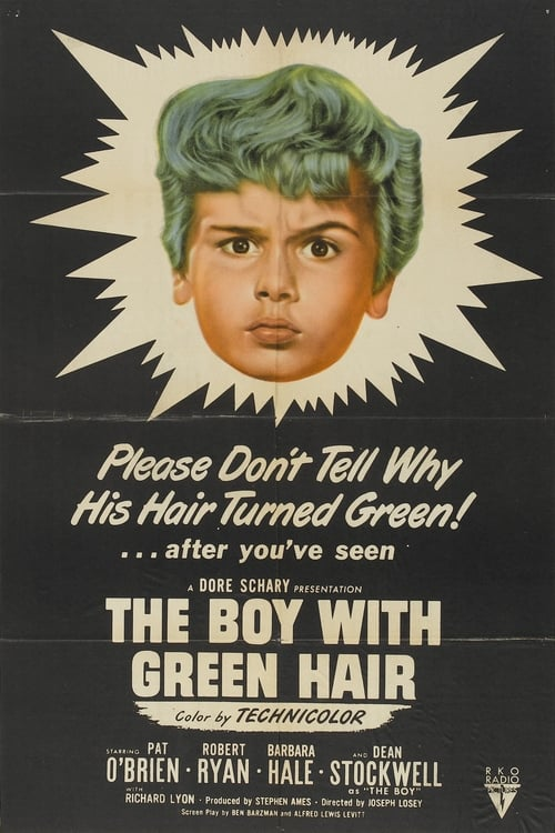 The Boy with Green Hair 1948