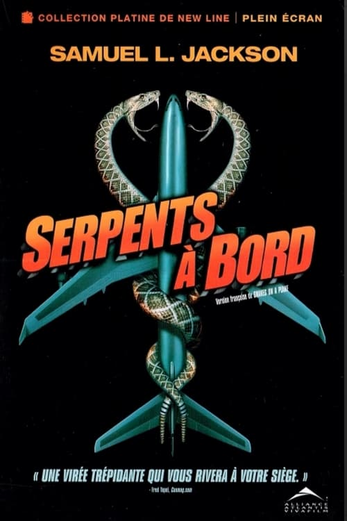[720p] Des serpents dans l'avion (2006) streaming Disney+ HD